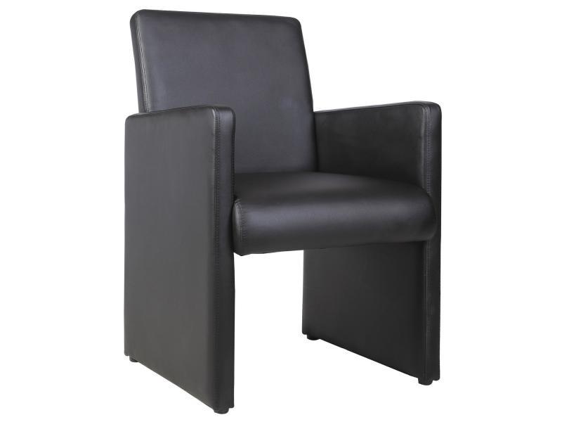 Fauteuil de salon confort tony noir Vente de Tous les fauteuils