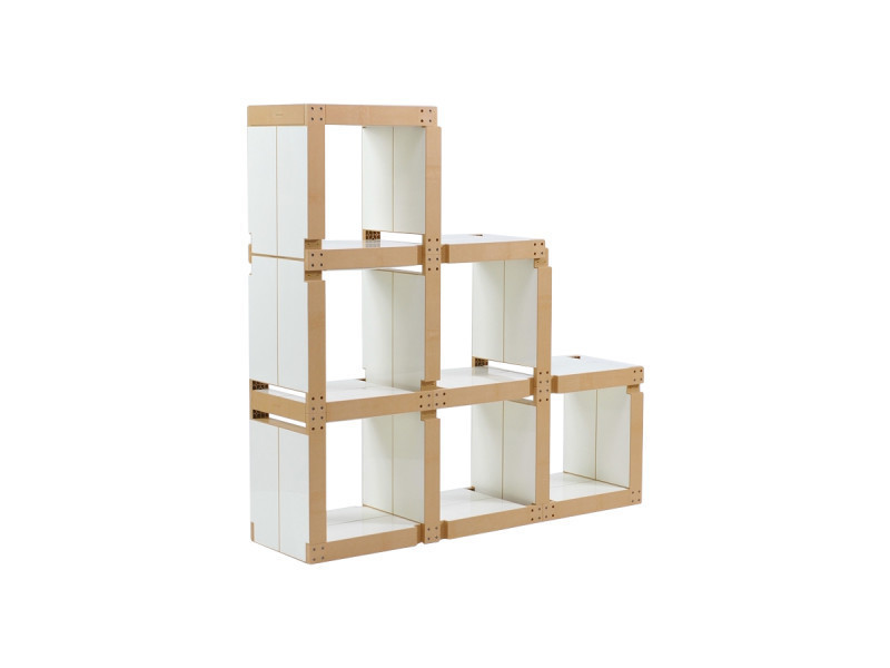 conforama etagere cube beautiful kit tagres cubes. Black Bedroom Furniture Sets. Home Design Ideas