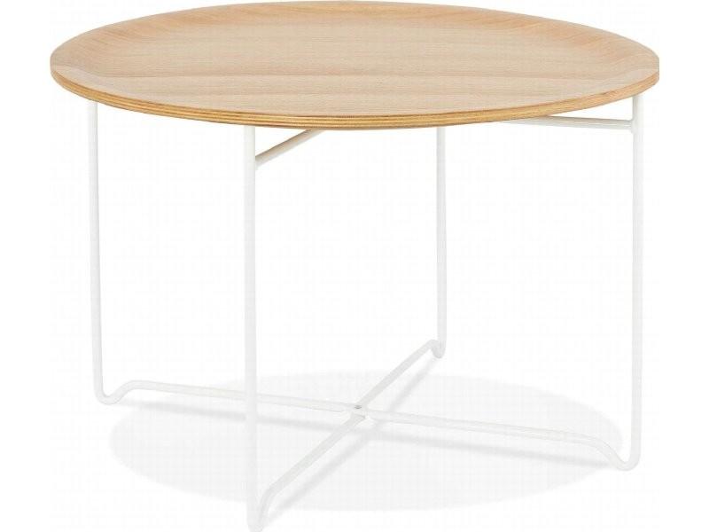Table basse design marea CT00650NAWH