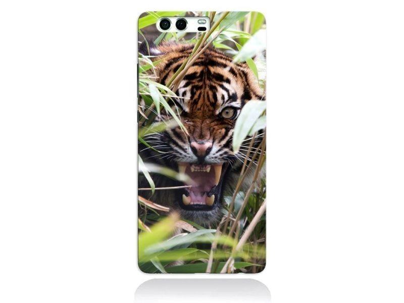 coque huawei p10 tigre
