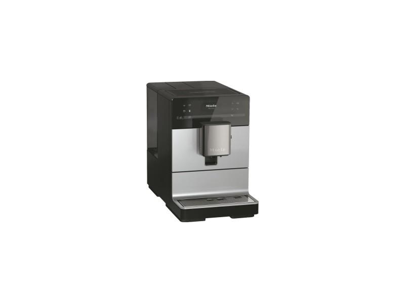Miele cm 5510 silence gr machine a café automatique avec broyeur a grains - couleur silver MIE4002516327820