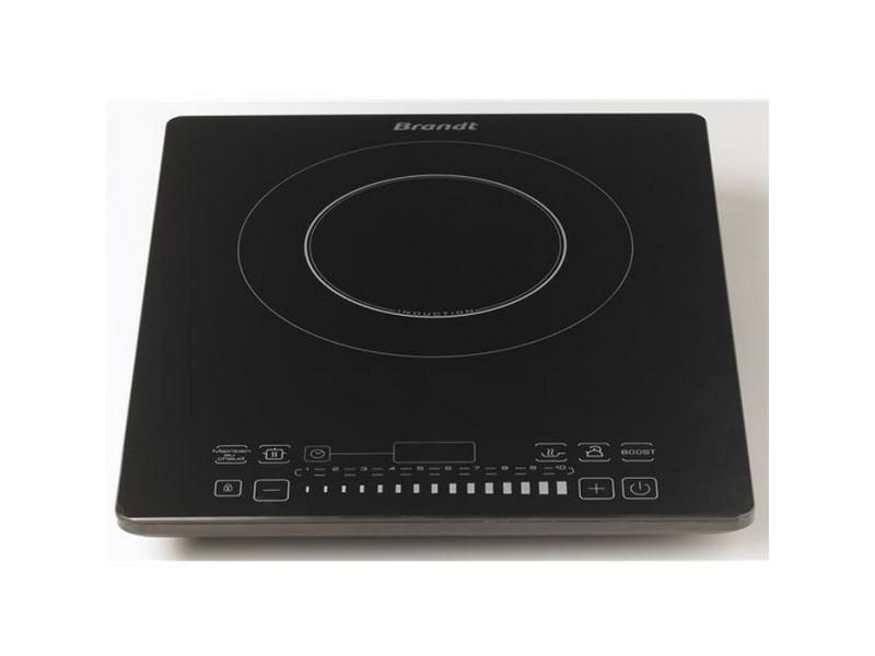 Table de cuisson à induction posable 2000w noir - ti1slim ti1slim