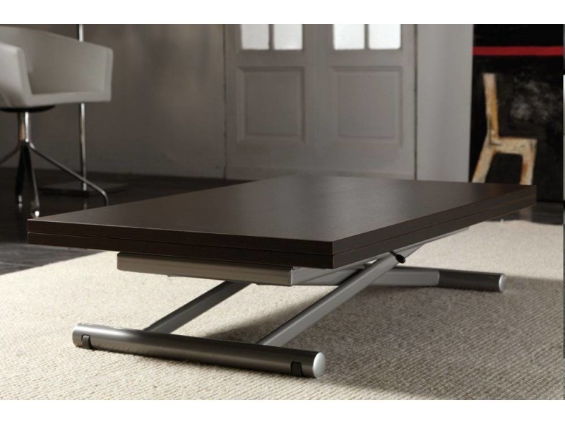 Table Basse Relevable Extensible Lift Wood Wenge 20100850780