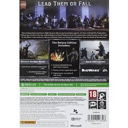 Dragon age inquisition - édition deluxe [import europe]