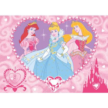 tapis diamants princesse disney vente de chambre compl te conforama. Black Bedroom Furniture Sets. Home Design Ideas