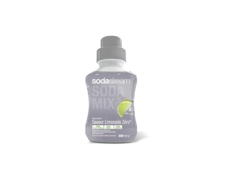 Sirop pour machine à gazéifier - concentre limonade zero 500ml concentre limonade zero 500ml