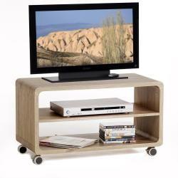 Privil giez un meuble tv l gant et pratique petit prix for Meuble tv petite taille