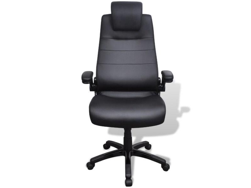 Fauteuil chaise siège de bureau pivotant réglable