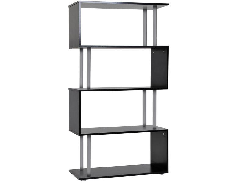 Meuble De Rangement Pour Livres etagere armoire de rangement pour livres en panneaux de particules