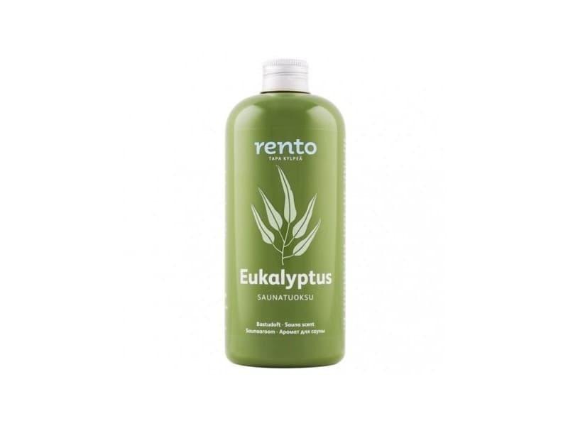Essence d'eucalyptus pour sauna rento 400ml