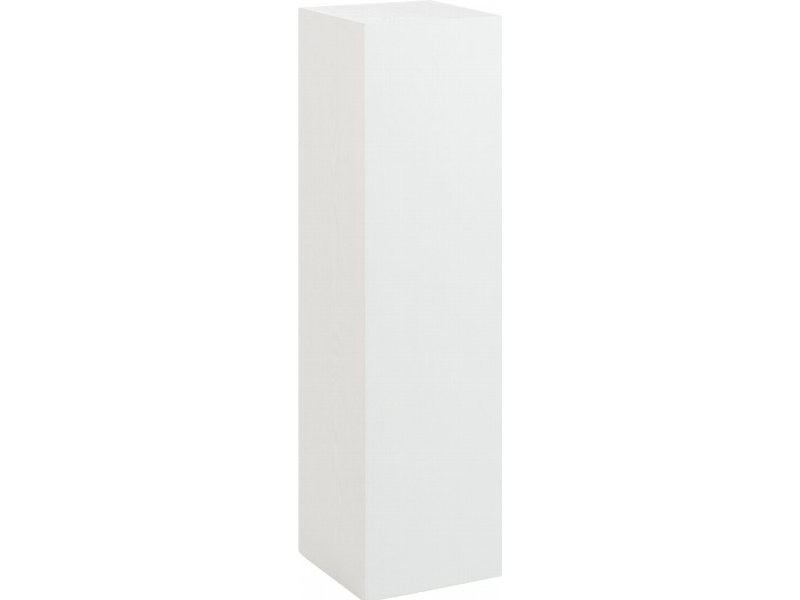 Sellette carrée bois blanc medium blowering 71821