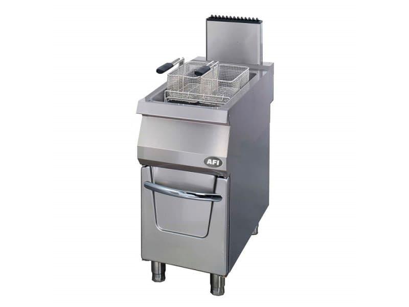 Friteuse électrique 1 à 2 cuves 22 l - série 900 - afi collin lucy - 22 l