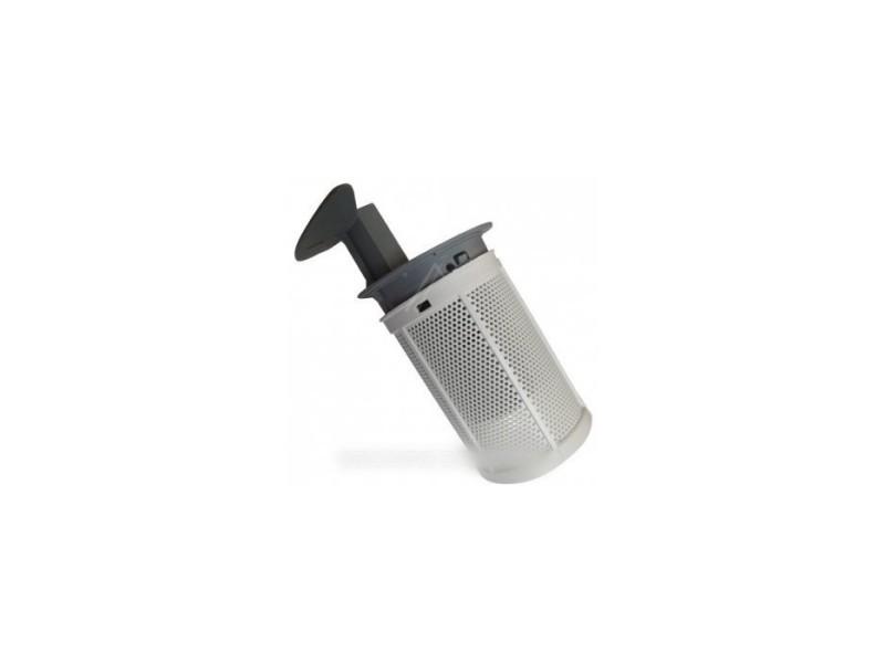 Kit filtre central+filtre cylindrique pour lave vaisselle indesit