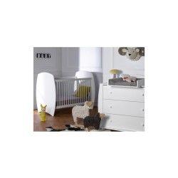 Petite chambre bébé médéa