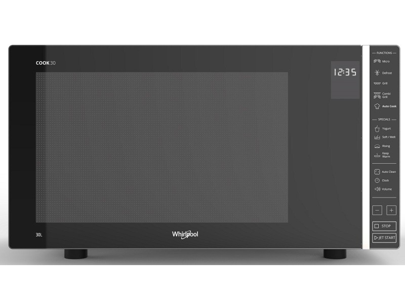 Micro-ondes + grill 30l 900w noir - mwp303sb mwp303sb
