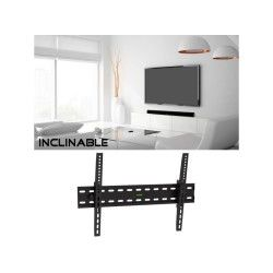 Support mural tv inclinable 37-70 (94-178 cm)