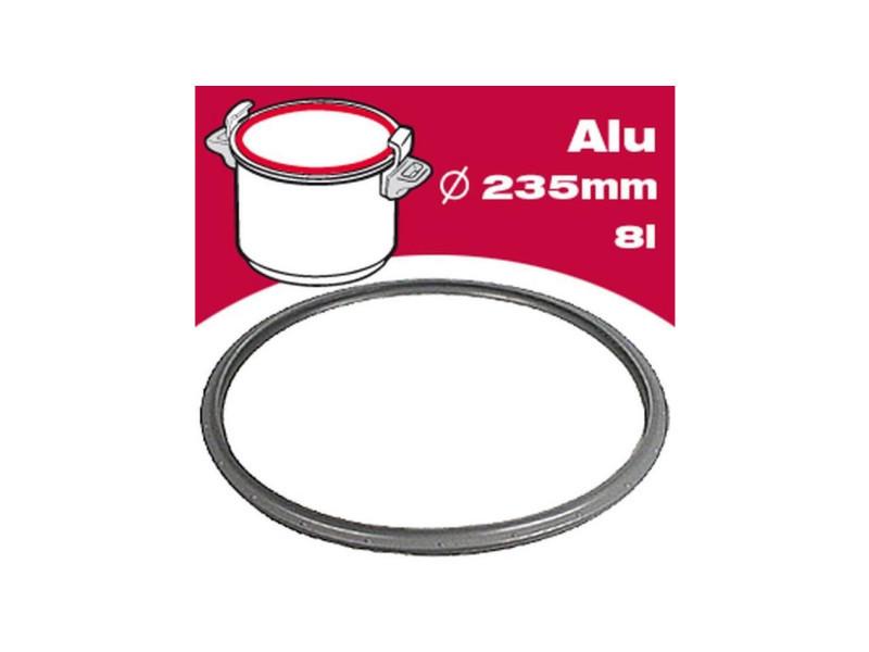 Joint autocuiseur aluminium 791946 8l ø23,5cm gris SEB3045387919467
