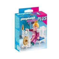 4790 playmobil princesse avec rouet 0116