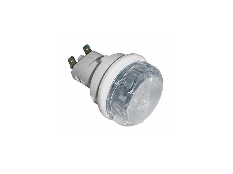 Douille + hublot de lampe diam 55 m/m reference : 93782708