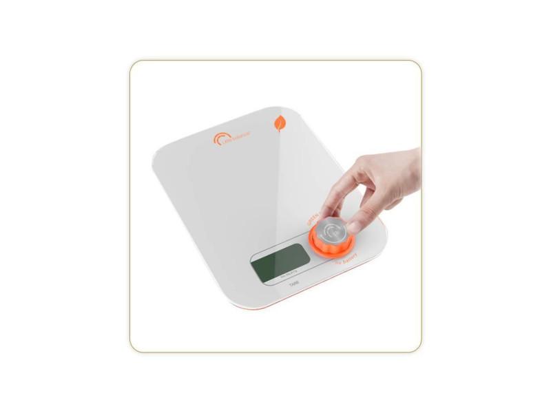 Balance green power orange 5kg/1g LIT3760240783466