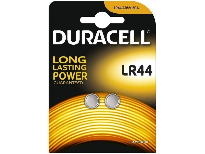 Duracell - blister 2 piles electronics lr44 092450442