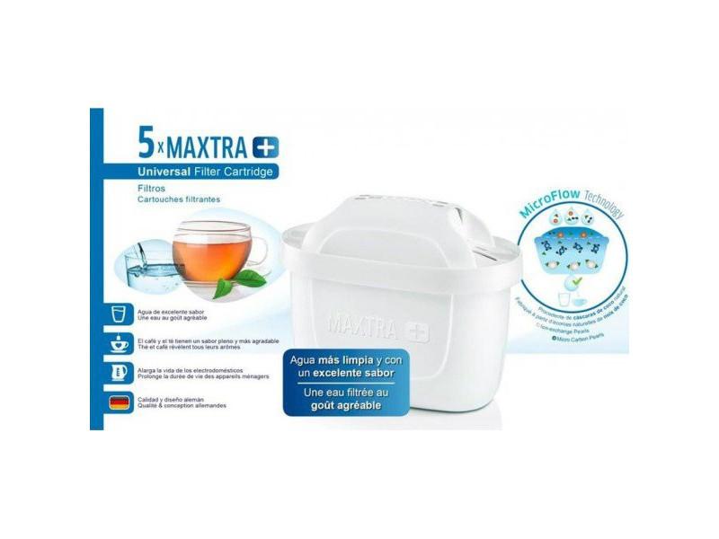 Pack de 5 cartouches maxtra+ pour carafe filtrante - 1030941 1030941