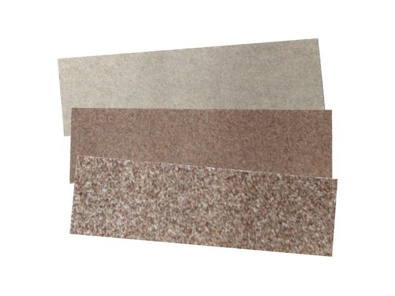 Maxicraft - 3 feuilles abrasives corindon (grain 80 - 150 - 240) 90960