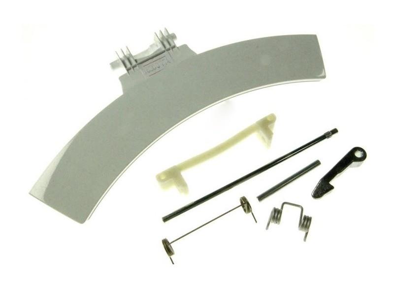 Poignee de porte verre blanc pour seche linge electrolux - 4055248019