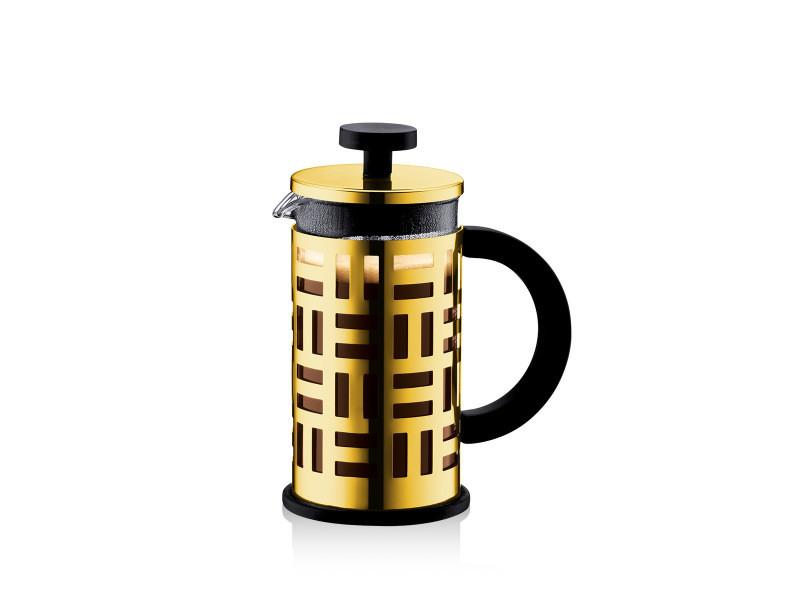 Bodum eileen cafetière à piston, 3 tasses, 0.35 l, acier inox 11198-17