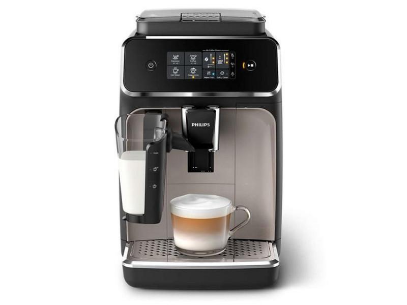 Robot café 15 bars noir/marron - ep2235.40 ep2235.40