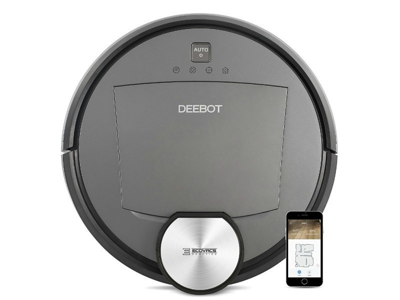 Aspirateur robot ecovacs deebot dr96