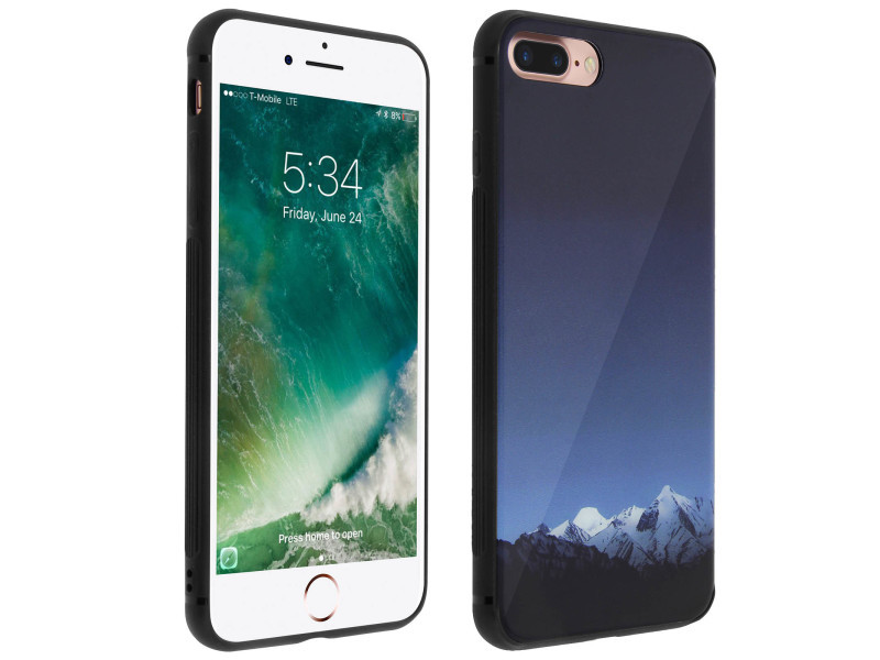 coque iphone 7 mont blanc