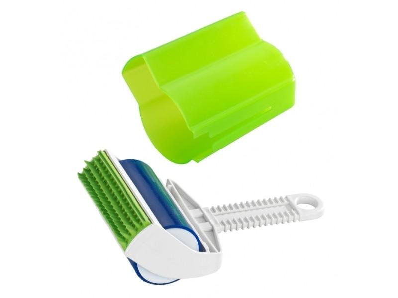 Sticky roller - rouleau anti poussière poils et peluches lavable