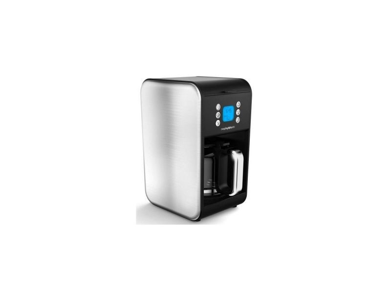 Morphy richards cafetière programmable 12 tasses accents refresh ...