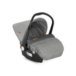 Siège auto lifesaver groupe 0+ (0-13 kg) gris
