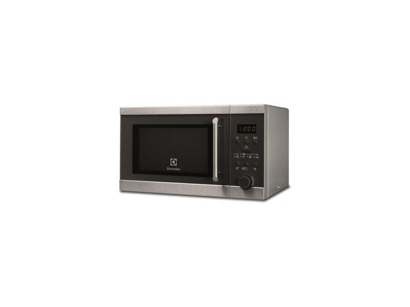 Micro-ondes pose libre 20l electrolux 1000w 46cm, ems 20300 ox
