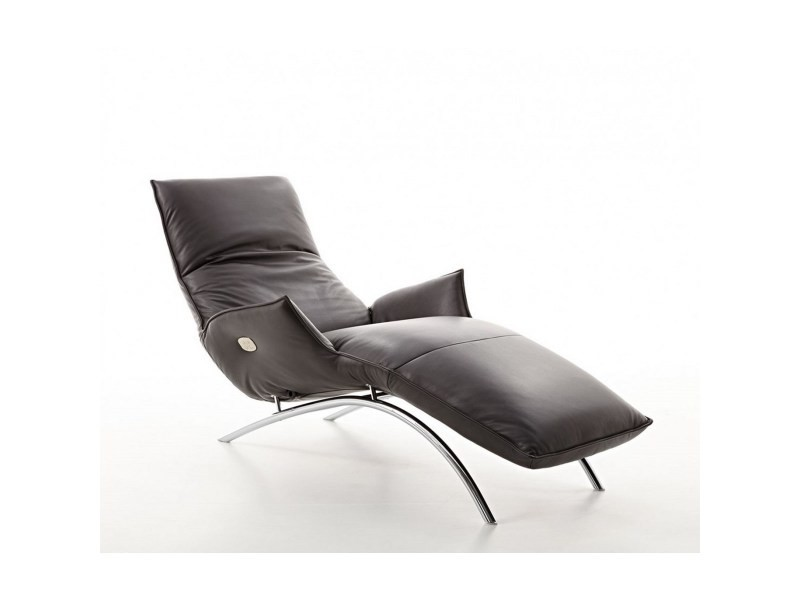 Chaise longue relax sur batterie madame day lounge