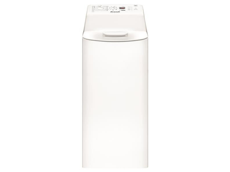 Lave-linge top 6kg brandt 1200tr/min 40cm d, ltb62000