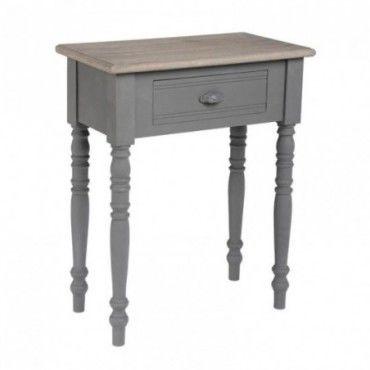table de chevet memories vente de atmosphera conforama. Black Bedroom Furniture Sets. Home Design Ideas