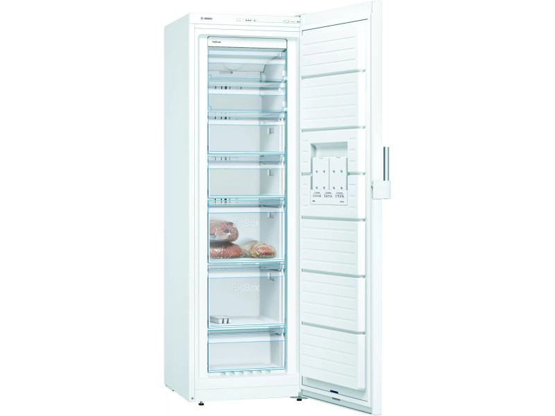Congélateur armoire 60cm 242l nofrost a++ blanc - gsn36cwfv gsn36cwfv