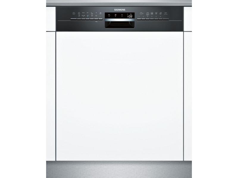 Lave-vaisselle 60cm 14c 44db a++ intégrable avec bandeau noir - sn536b03ne sn536b03ne