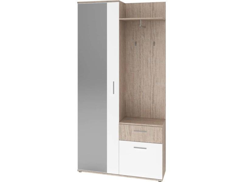 Meuble entre fly best meuble d entre fly beau les nouveau meuble penderie entre stock with - Armoire en toile conforama ...