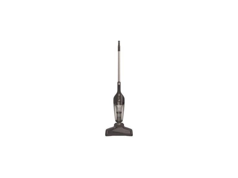Black + decker aspirateur balai rechargeable 4 en 1 nsva315j - lithium 10,8 v - 1,5 ah - noir et gris