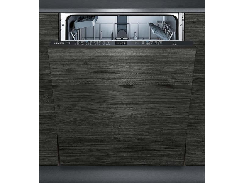 Siemens iq500 sn658d02ie entièrement intégré 13places a++ lave-vaisselle - lave-vaisselles (entièrement intégré, taille maximum (60 cm), noir, tactil, 1,75 m, 1,65 m) [classe énergétique a++]