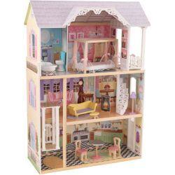 Maison de poupée en bois kaylee