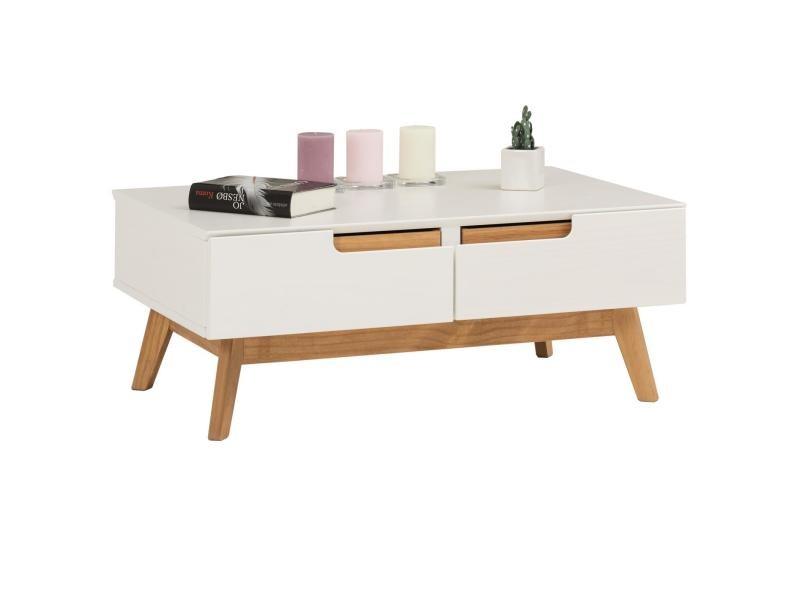 Table basse tibor style scandinave design vintage nordique table de ...