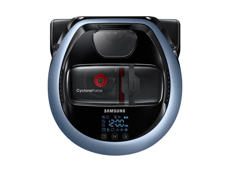 Samsung powerbot vr7000 sans sac 0.3l noir, bleu robot aspirateur