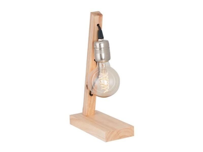 Luminaire Design Chêne Lampe Chevet Bureau Pour Bois De En xQhCtsrd