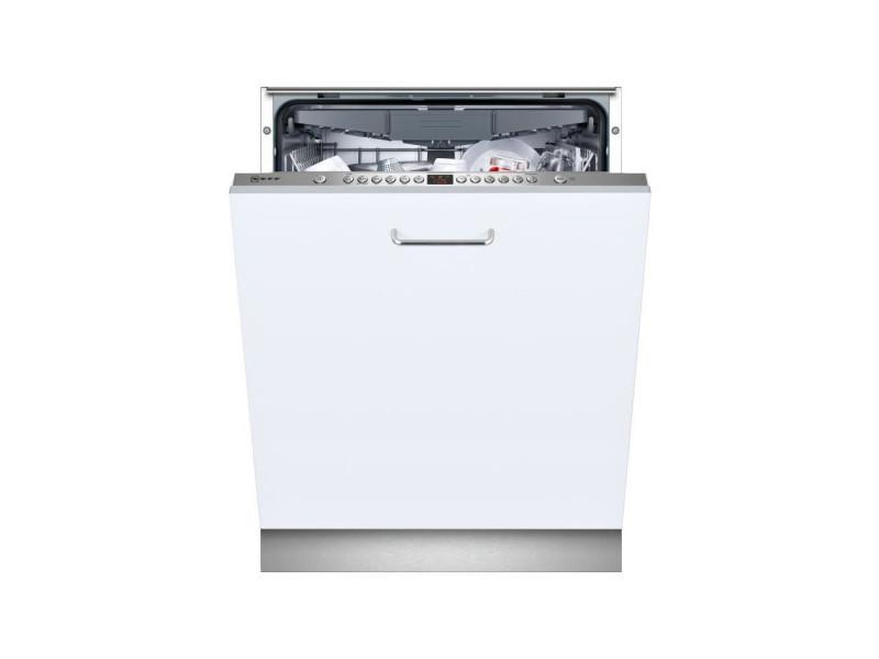 Lave-vaisselle 60cm 13 couverts a++ tout intégrable - s513k60x0e NEF4242004216117