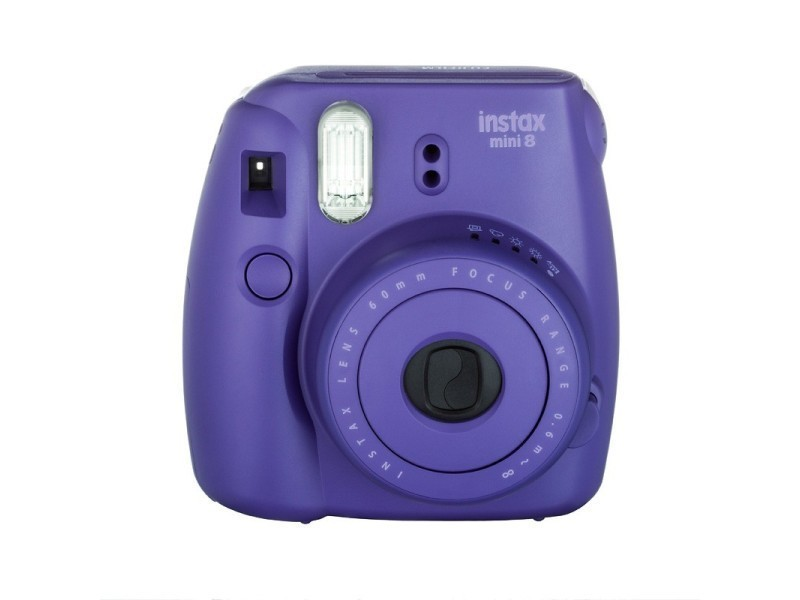 fujifilm appareil instantan instax mini 8 violet 40596 vente de appareil photo conforama. Black Bedroom Furniture Sets. Home Design Ideas